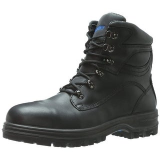 Blundstone Mens Leather Waterproof Work Boots