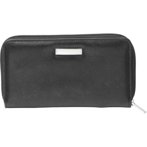 Embassy Ladies' Faux Leather Wallet