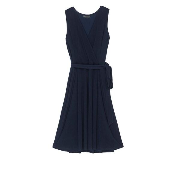 Bobeau Addie Wrap Dress