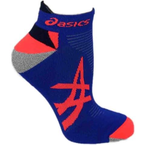 ASICS Mix Up Your Run Low Socks Mens Running Socks Socks Comfort Technology - Blue