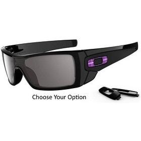 Oakley Batwolf Sunglasses - Transparent