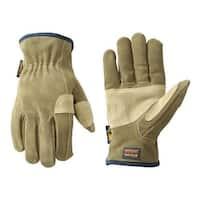 Wells Lamont 1019M Hydrahyde Mens Medium Work Gloves