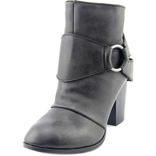 2 Lips Too Too Level Women  Round Toe Synthetic  Ankle Boot