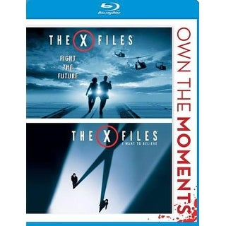 X-Files: Fight the Future/The X-Files: I Want to Believe - Blu-ray Disc