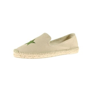 Steve Madden Womens Jackpot Espadrilles Embroidered Flats (4 options  available)
