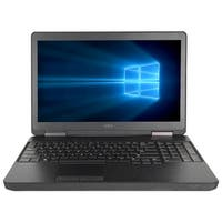 "Refurbished Laptop Dell Latitude E5540 15.6"" Intel Core i5-4300U 1.9GHz 4GB DDR3 120GB SSD Windows 10 Pro 1 Year Warranty"