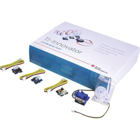 Texas Instruments TI Innovator IO Module Pk STEMMG-PWB-8L1 TI Innovator IO Module Pack
