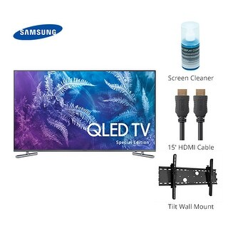 Samsung 49-Inch Class Q6F Special Edition QLED 4K TV Bundle Class Q6F Special Edition QLED 4K TV