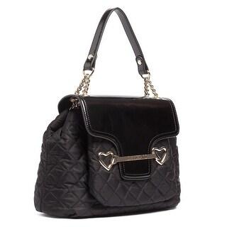 Moschino JC4072 0000 Black Shoulder Bag