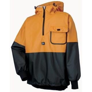 Helly Hansen Workwear Mens Roan Anorak - Ochre/Charcoal