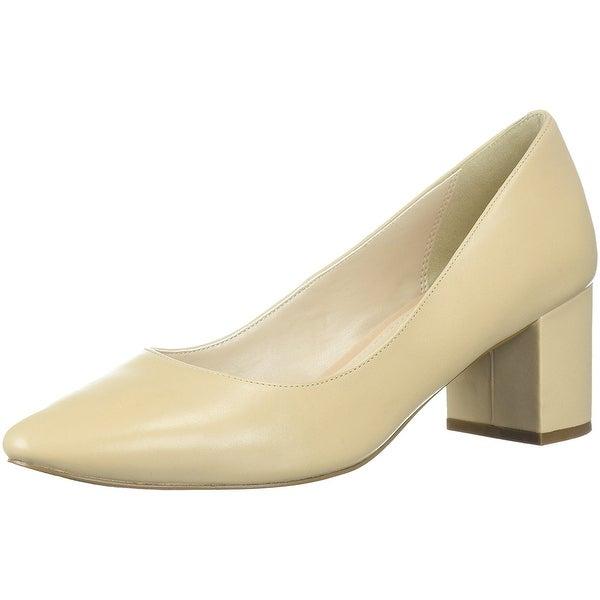 Cole Haan Womens Justine Pointed Toe Classic Pumps