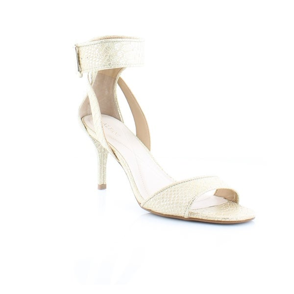 Alfani Casedy Women's Heels Gold