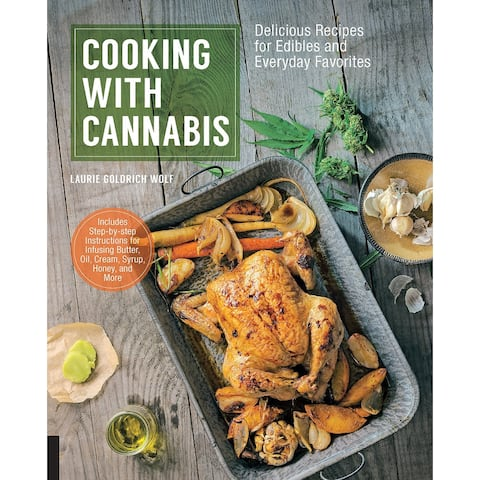 Cooking with Cannabis: Delicious Recipes for Everyday Favorites
