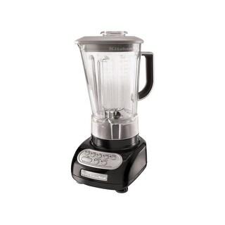 Kitchenaid KSB15700B 5-Speed Blender with 56 oz BPA-Free Pitcher Onyx Black