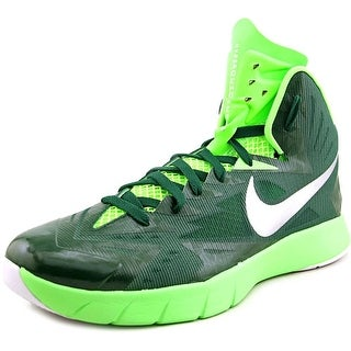 Nike Lunar Hyperquickness TB Round Toe Synthetic Sneakers