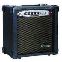 Kona 20 Watt 2-Channel Guitar Amplifier with Overdrive