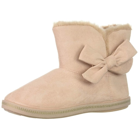 Skechers Womens cozy campfire Closed Toe Ankle Cold Weather Boots