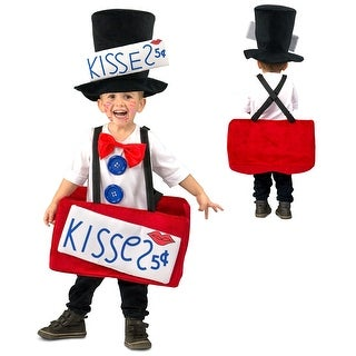 Kids Kissing Booth Halloween Costume