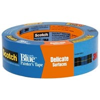 1.5 in. Scotch Safe-Release Painters Masking Tape Faux & Decorative