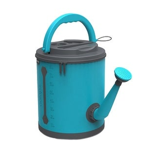 Colapz Colorful Collapsible Watering Can 2.4 Gallon (Option: Red)