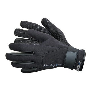 Neosport Unisex-Adult X-Span 1.5mm Gloves XL Black