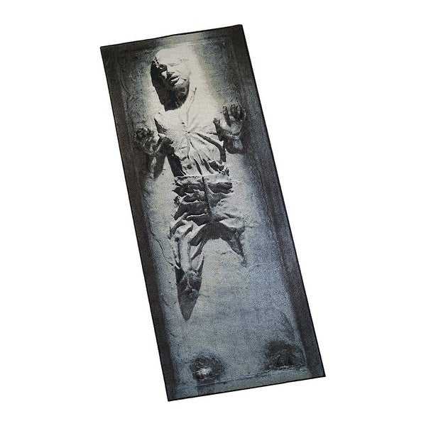 Star Wars Han Solo in Carbonite Area Rug,
