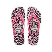 Havaianas Womens Slim Animal Open Toe Casual