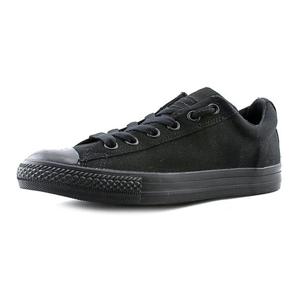 41e35a1e7289 Converse Kids Boys Chuck Taylor All Star Street Slip Ox Fashion Sneaker Shoe