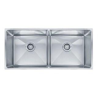"Franke PSX120339 Professional 35"" Double Basin Undermount 16-Gauge Stainless Steel Kitchen Sink"