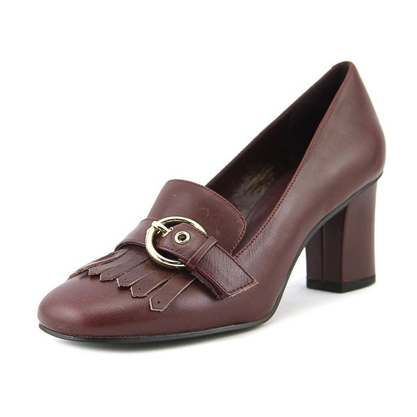Nine West Umbriah Women Wine Pumps