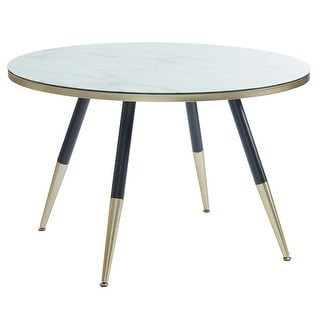 Link to Cordelia-Glass Dining Table-White Similar Items in Dining Room & Bar Furniture