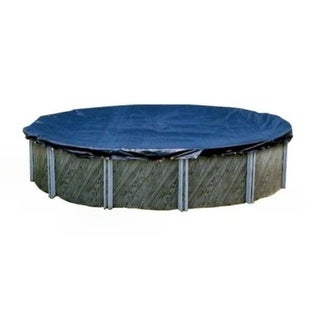 24' Round Super Guard Above Ground Swimming Pool Winter Cover