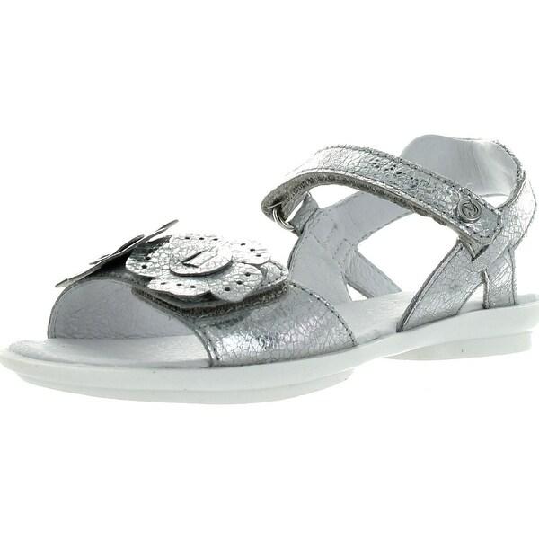 Naturino Girls 3867 Fashion Sandals - Silver