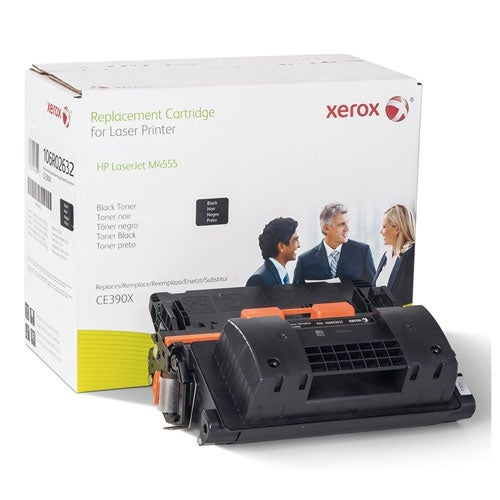 Xerox 90X Toner Cartridge - Black 106R02632 Toner Cartridge