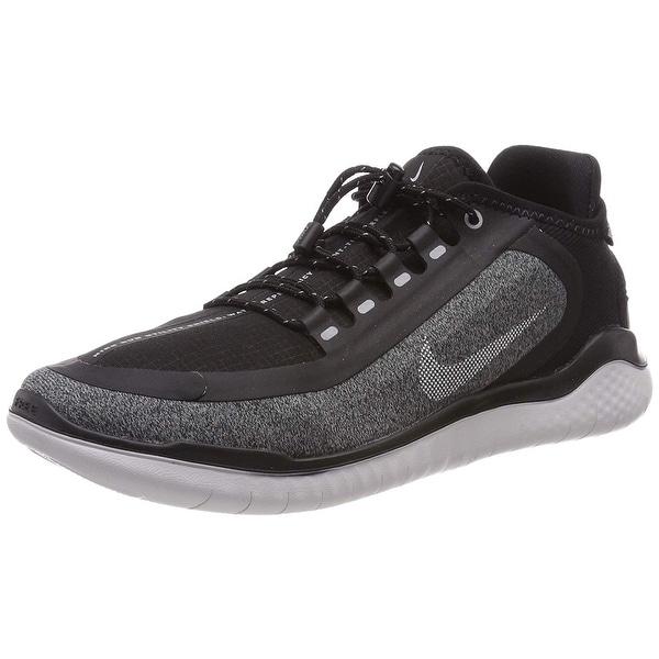 Shop Nike Mens Nike Free RN 2018 Shield Fabric Low Top Lace ...