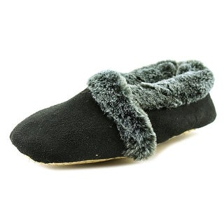 CL By Laundry Twist Round Toe Synthetic Slipper