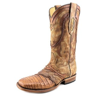 Corral CAIMAN Square Toe Leather Western Boot
