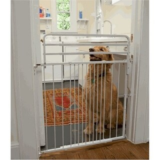 Duragate Pet Gate - White