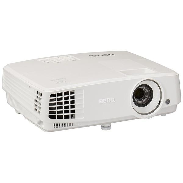 Benq Mx570 3,200 Ansi Lumens 1024 X 768 13,000:1 3D Ready Dlp Projector, White