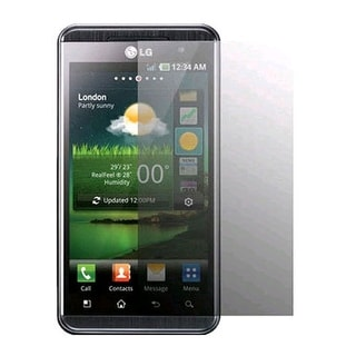 Zagg InvisibleShield Screen Protector for LG Thrill 4G/Optimus 3D - Clear