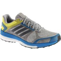 adidas Men's Supernova Sequence 9 Running Shoe Mid Grey/Utility Blue/Unity Blue