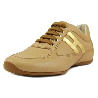 Hogan Sprint Allacciata Leather Fashion Sneakers