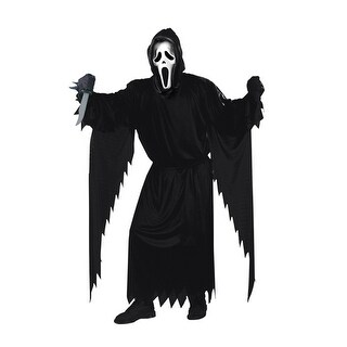 Adult Ghost Face Scream 4 Halloween Costume - standard - one size