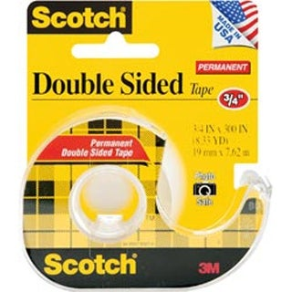 """.75""""X300"""" - Scotch Permanent Double-Sided Tape"""