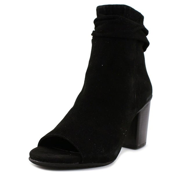 Kenneth Cole Reaction Fridah Cool Women Black Boots