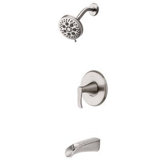Pfister 8P8-WS2-JDS  Jaida Tub and Shower Trim Package with Multi Function Shower Head