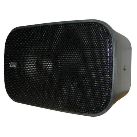 PolyPlanar 12543B MA800 50 W RMS/100 W PMPO Speaker - 2-way - Black