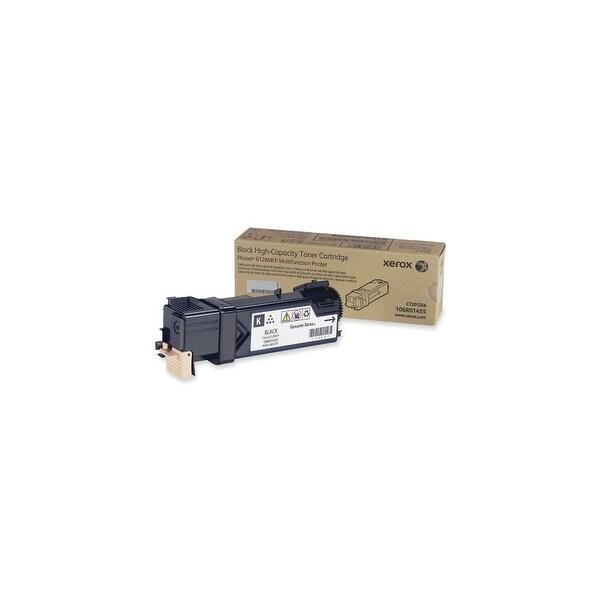 Xerox 106R01455 Xerox Black Toner Cartridge - Black - 1 Each