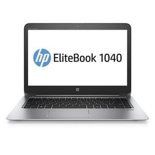 HP Z2A01UT EliteBook 1040 G3 Notebook PC ENERGY STAR