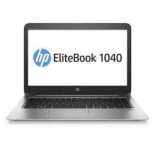 HP Z2B10UT EliteBook 1040 G3 Notebook PC ENERGY STAR